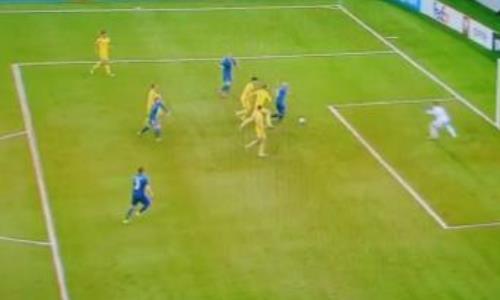 Видео гола Пукки матча отбора ЧМ-2022 Казахстан — Финляндия