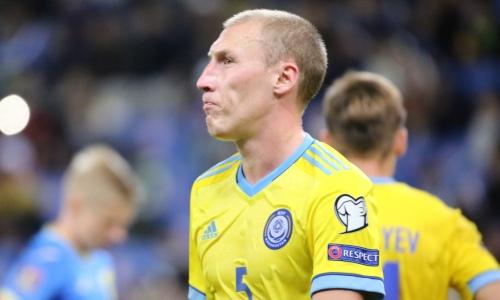 Сборная Казахстана провалила домашний матч против Финляндии в отборе ЧМ-2022. Видео