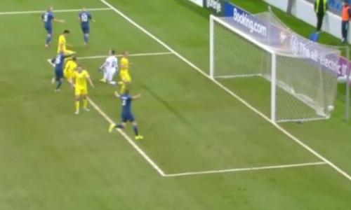 Видео безвольного поражения сборной Казахстана в домашнем матче с Финляндией