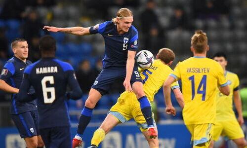 Казахстан после проигрыша в отборе ЧМ-2022 продлил свою неудачную серию