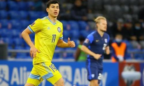Фоторепортаж с матча отбора ЧМ-2022 Казахстан — Финляндия 0:2