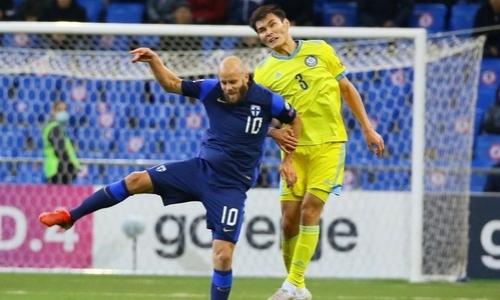 Зарубежный портал выставил оценки футболистам сборной Казахстана за провальный матч с Финляндией