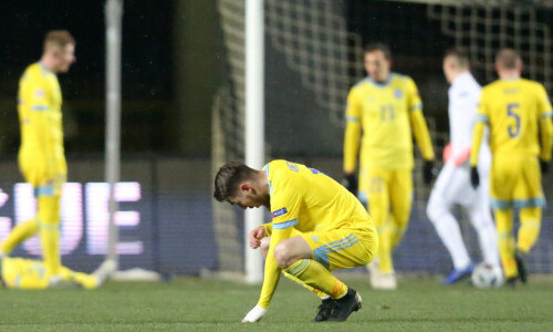 Тройная печаль, или Как закончился день для сборных Казахстана по футболу