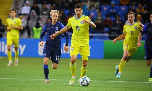Сборная Казахстана заняла последнее место в группе отбора на ЧМ-2022