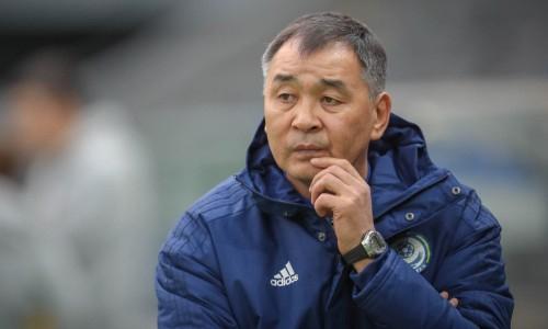 «Не надо отпинываться». Байсуфинов высказался о матче Франция — Казахстан