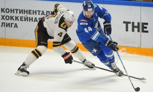 КХЛ рассказала об уходе из «Барыса» легионера и матче с «Авангардом»