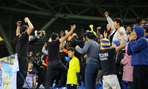 Подсчитано количество зрителей на матчах сборной Казахстана в октябре