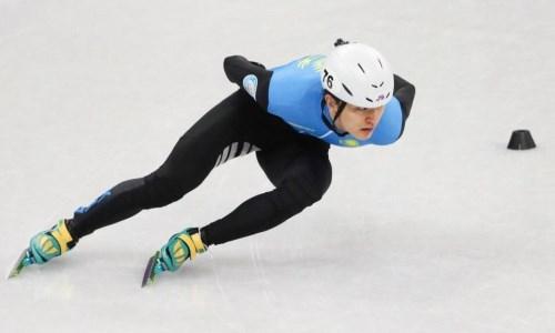 Сборная Казахстана по шорт-треку завершает подготовку к борьбе за Олимпиаду