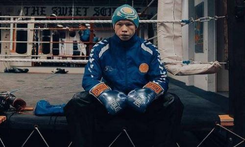 20-летний казахстанский профи-боксер сменил гражданство?