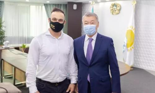 Илья Ильин намерен вернуть в большой спорт призера Олимпиады-2016