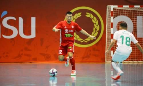 В Кубке Казахстана разыгралась нешуточная борьба