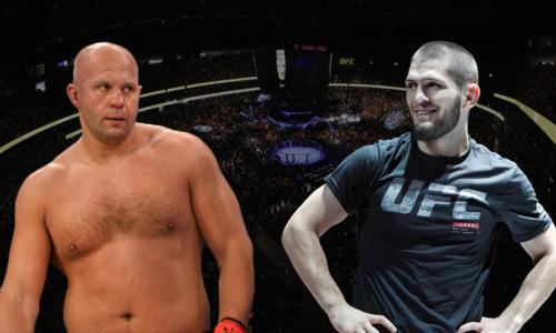 Файтер из UFC сказал, кто лучший боец Хабиб Нурмагомедов или Федор Емельяненко