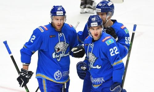 «Показывают неплохой хоккей». Прогноз на матч КХЛ «Авангард» — «Барыс» дало зарубежное СМИ