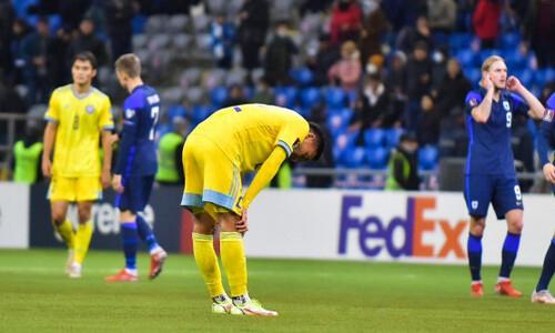 Определен худший на данный момент матч сборной Казахстана в отборе ЧМ-2022