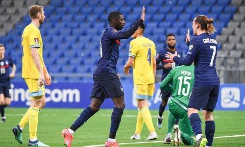 Следующий матч сборной Казахстана может стать определяющим в группе отбора ЧМ-2022
