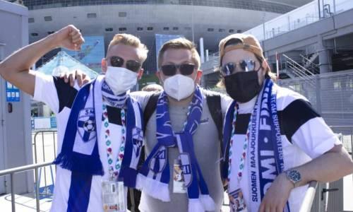 «Против настоящих Боратов». Финские болельщики считают сборную Казахстана любительской командой