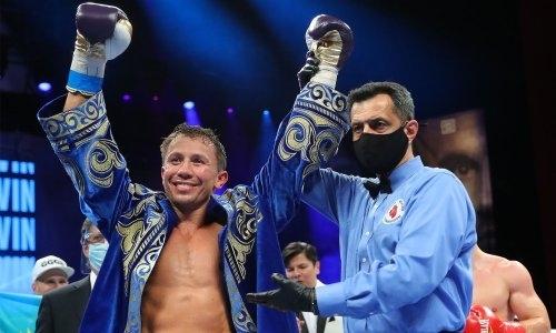 Головкина признали самым «дорогим боксером» в мире. Его не могут догнать ни «Канело», ни Джошуа с Фьюри