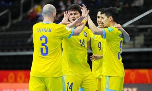 «Это всегда было моей мечтой». Игрок сборной Казахстана отреагировал на получение «бронзового мяча» ЧМ-2021. Видео