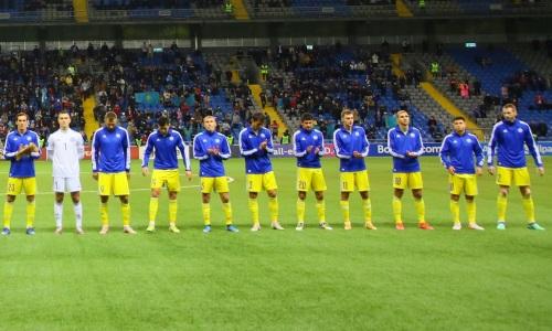 Наравне с Сан-Марино и Гибралтаром. УЕФА привел грустную статистику сборной Казахстана