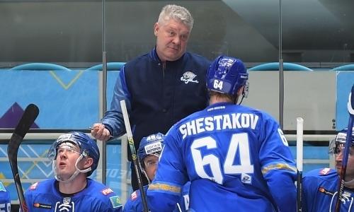 «Они доминировали всю игру». Юрий Михайлис объяснил разгром от «Авангарда» и назвал причины нестабильной игры в КХЛ