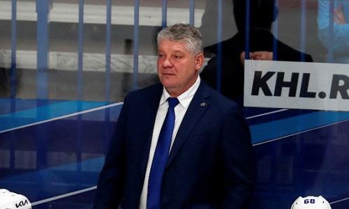 Юрий Михайлис ответил на претензии по слабой игре легионеров «Барыса»