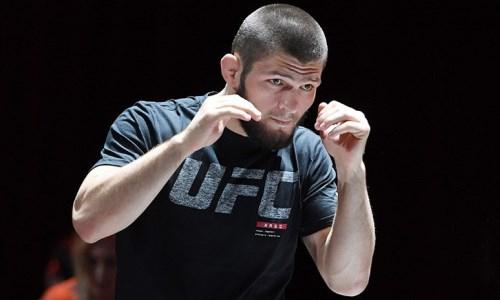 Несостоявшийся соперник казахстанца в UFC заступился за Хабиба Нурмагомедова