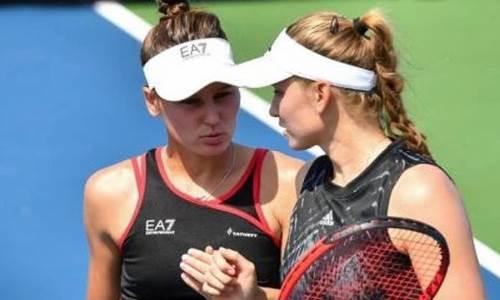 Елена Рыбакина вышла в полуфинал американского турнира