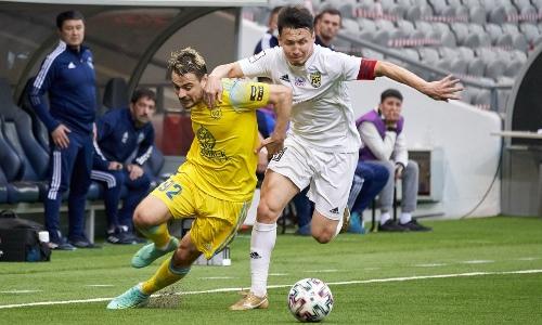 «Астана» vs. «Тобол». Два матча решат исход чемпионской гонки