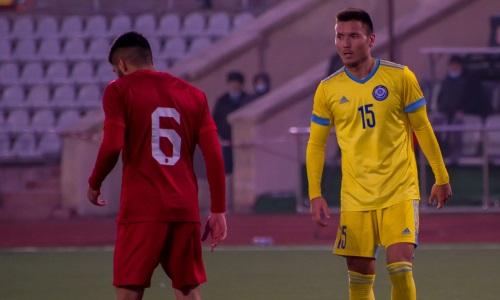 Названо место молодежной сборной Казахстана в группе отбора ЕВРО-2023 после матчей в октябре