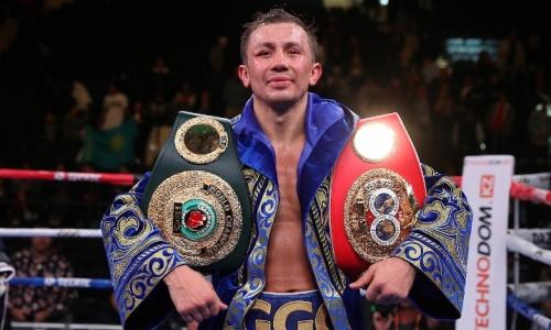 Головкину нашли непобежденного соперника с титулом чемпиона мира