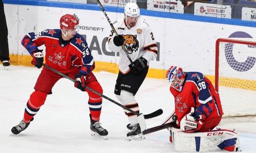 Топ-клуб с хоккеистом сборной Казахстана в составе сенсационно разгромлен в КХЛ. Видео