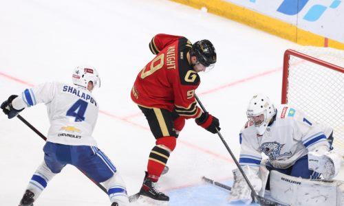 «Оказался готов». Хоккеист «Барыса» удостоился похвалы в России после крупного поражения в КХЛ