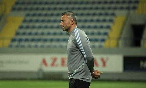 «Бердыев более опытный и способный, чем я». Наставник «Карабаха» раскрыл бюджет «Кайрата» и его силу