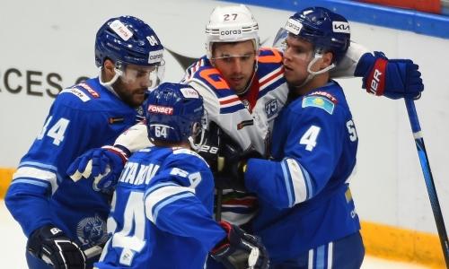 «Возил по льду». Российский эксперт отметил победу «Барыса» над одним из лидеров КХЛ