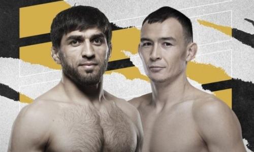 «Он дерется в зрелищном стиле». Российский боец похвалил казаха перед очным боем в UFC
