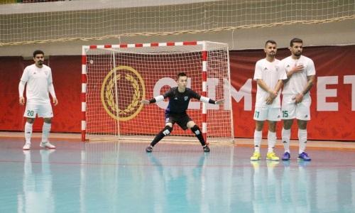 «Атырау» стал третьим полуфиналистом Кубка Казахстана