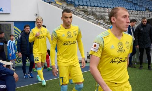«Астана» официально представила нового руководителя