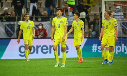 Лучший футболист Узбекистана помог сборной Казахстана «пробить дно»