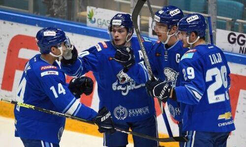 Лидерам «Барыса» добавили по ассисту за матч с «Ак Барсом»
