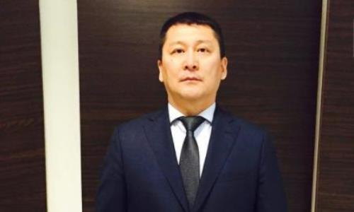 Баглан Ергешев получил новую должность в «Астане»