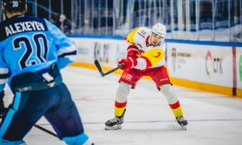 Лидер Запада КХЛ помог «Барысу» удержаться в зоне плей-офф