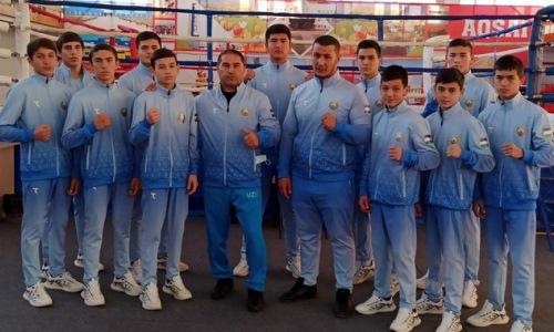 Узбекские юниоры примут участие в международном турнире по боксу в Казахстане