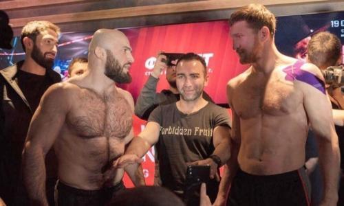 Где смотреть второй бой Минеев — Исмаилов за титул чемпиона AMC Fight Nights